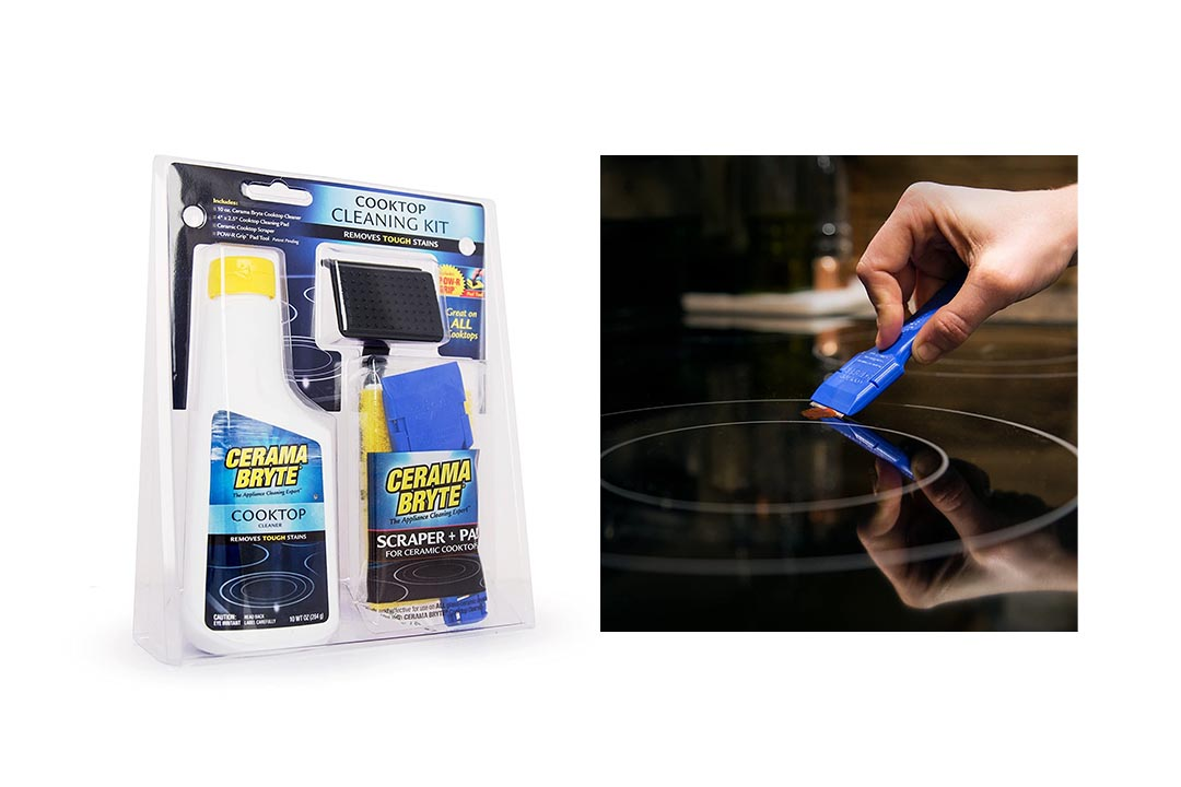 Cerama Bryte - Cooktop Cleaning Kit