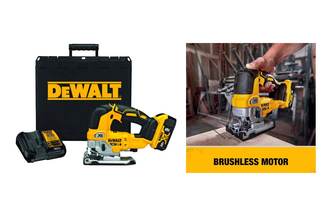 DEWALT DCS334P1 20V Brushless Jig Saw