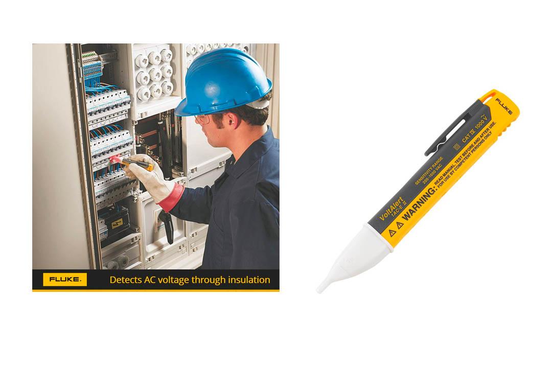Fluke 1AC-A1-11 Volt Alert Non-contact Voltage Tester