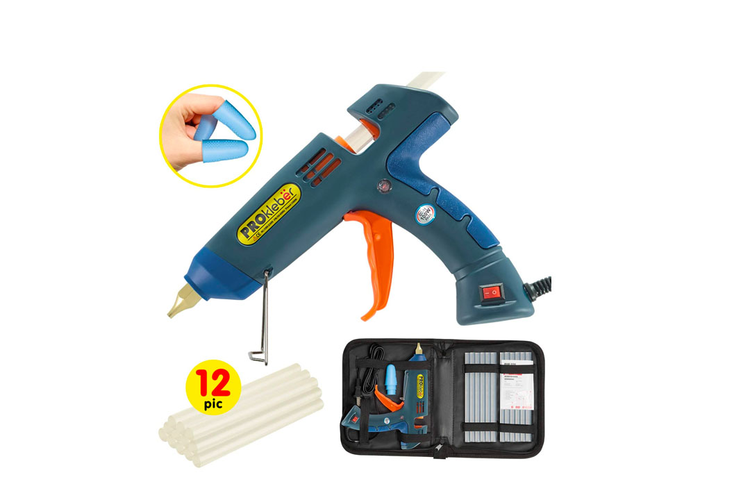 Hot Melt Glue Gun Kit 100 Watt