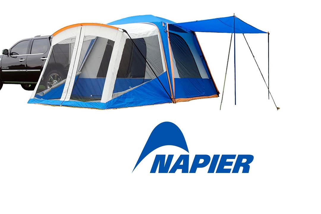 Napier Outdoors Sportz #84000 5 Person SUV Tent