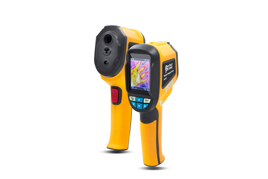 Perfect Prime IR0001 Infrared (IR) Thermal Imager and Visible Light camera