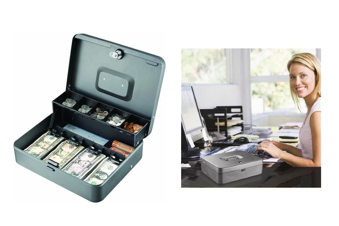 STEELMASTER Tiered (Cantilever) Cash Box