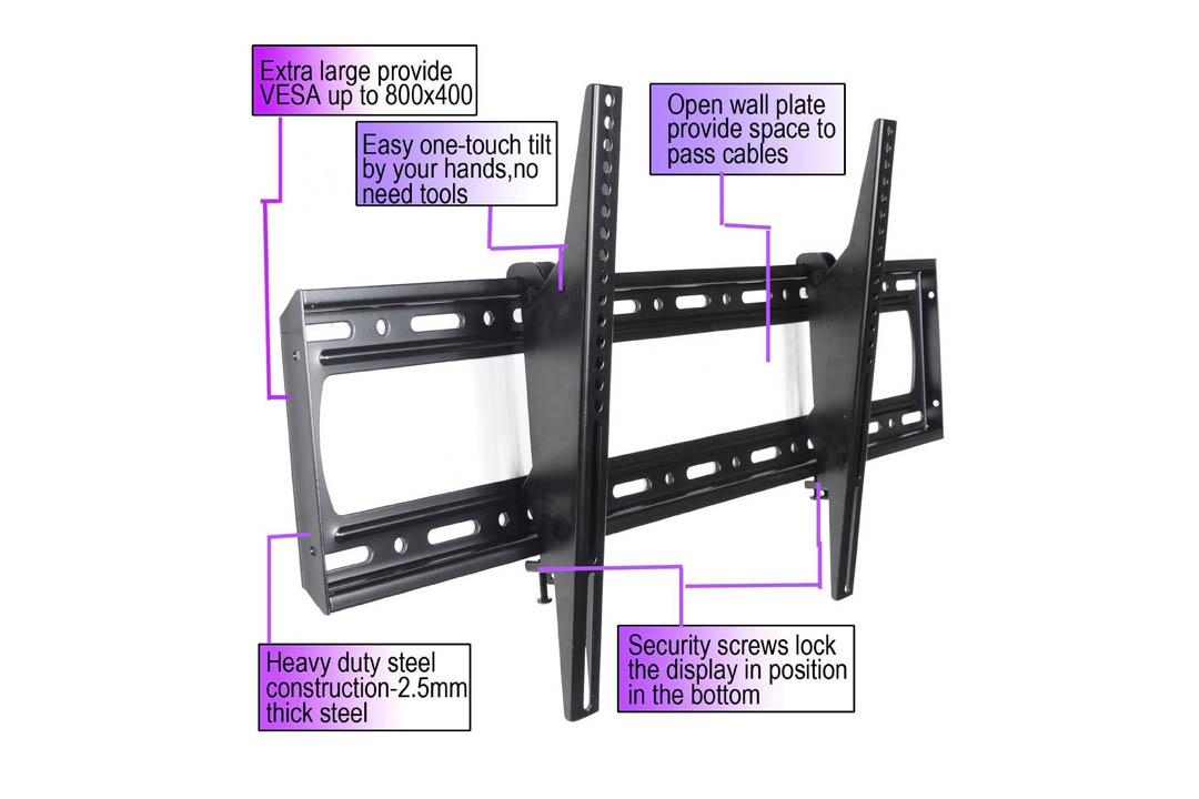 VideoSecu Tilting Extra Large TV Wall Mount Bracket