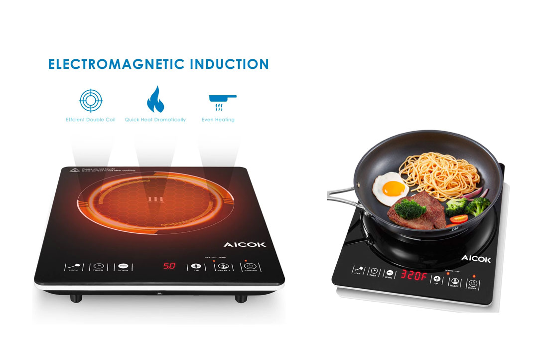 Aicok Induction Cooktop
