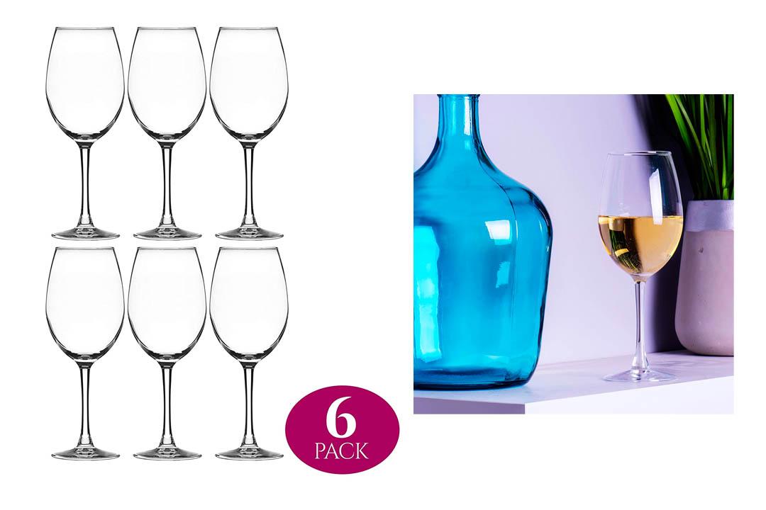 Element Drinkware Stemmed Wine Glass