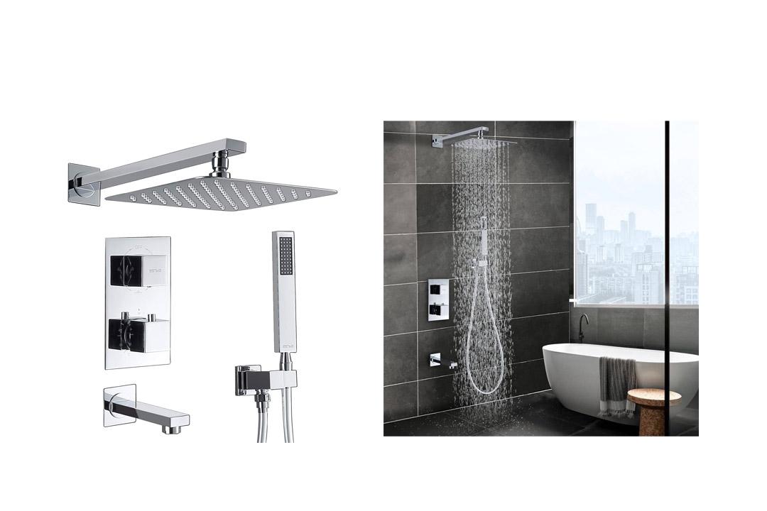 Esnbia Thermostatic Shower System