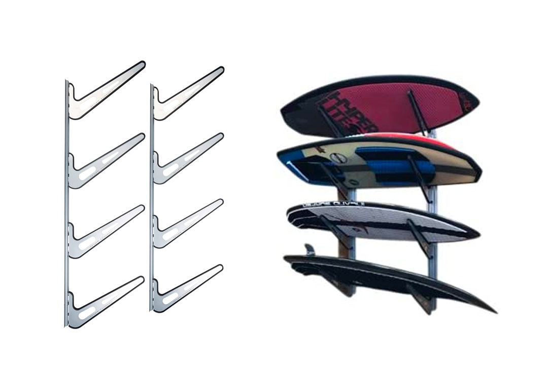 Krypt Tower Ultimates Board Sports Wall Mounting Storage Rack