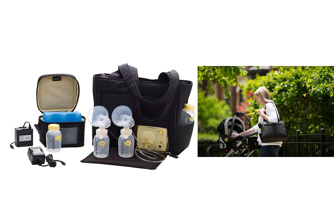 Medela Pump Advanced with On the Go Tote