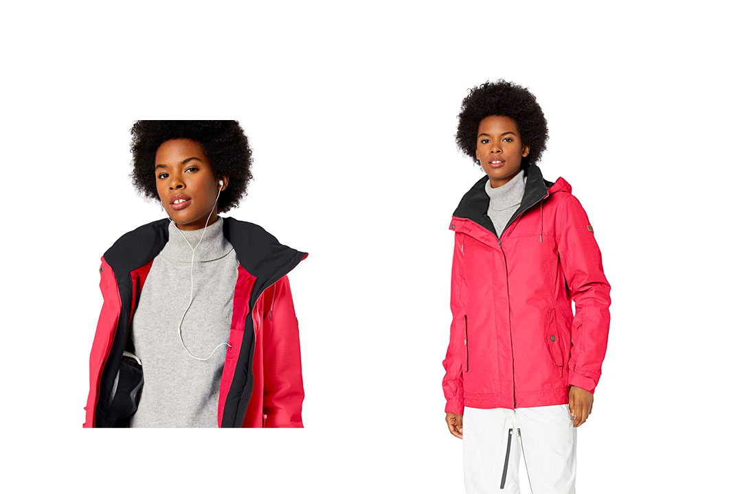 ROXY Women's Billie Snow Jacket