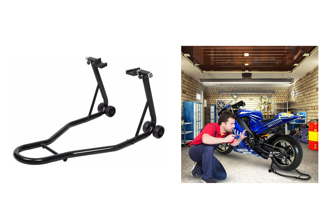 Safstar Motorcycle Stand Sport Bike Rear