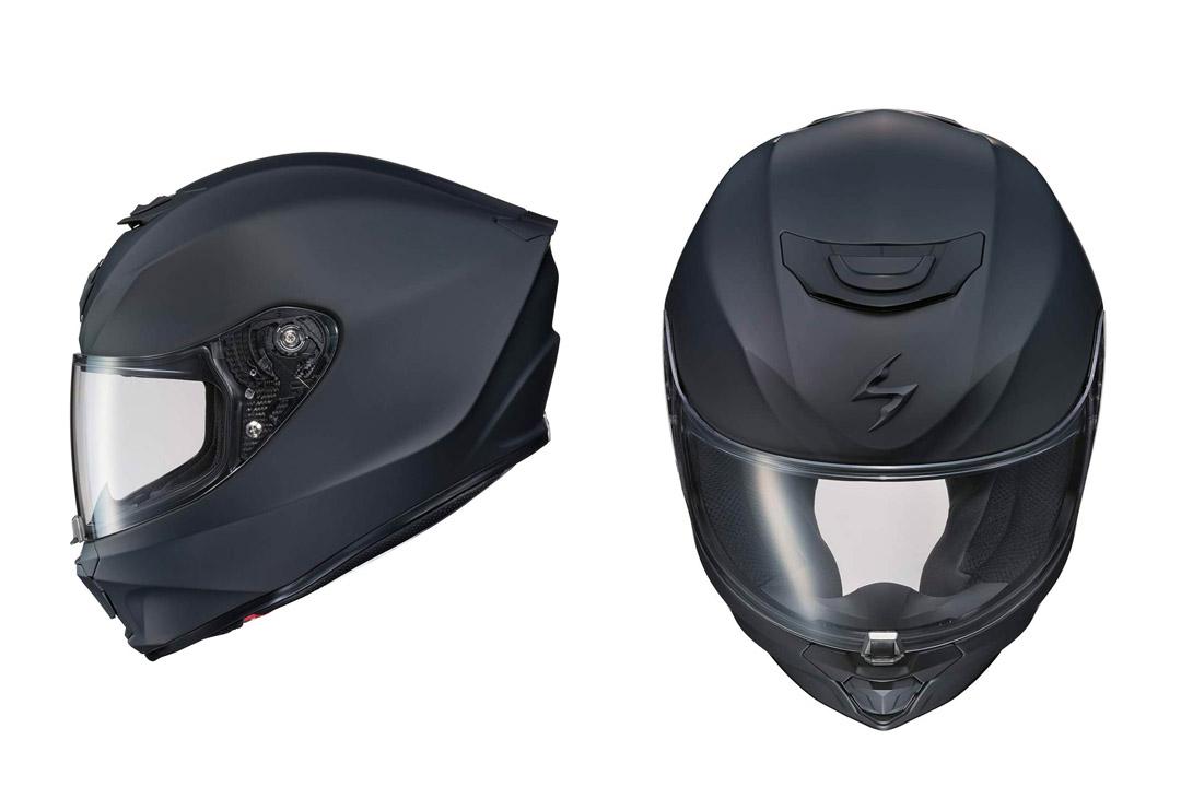 Scorpion EXO R420 Full Face Solid Street Bike Motorcycle Helmet