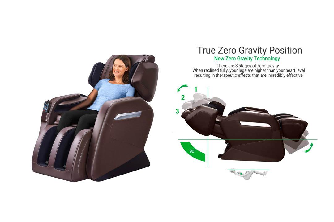 Shiatsu Luxurious Electric Massage Chair Recliner