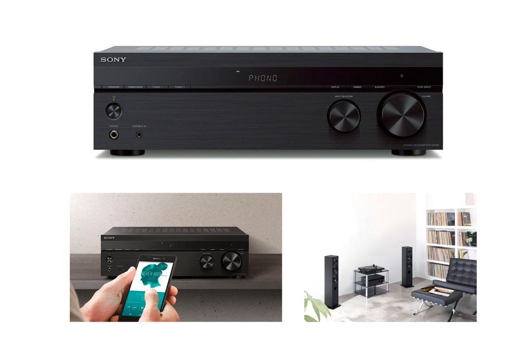 Sony STRDH190 2-ch Stereo Receiver