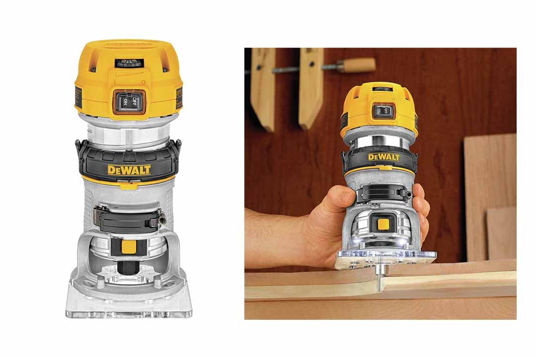 DEWALT Fixed-Base Router