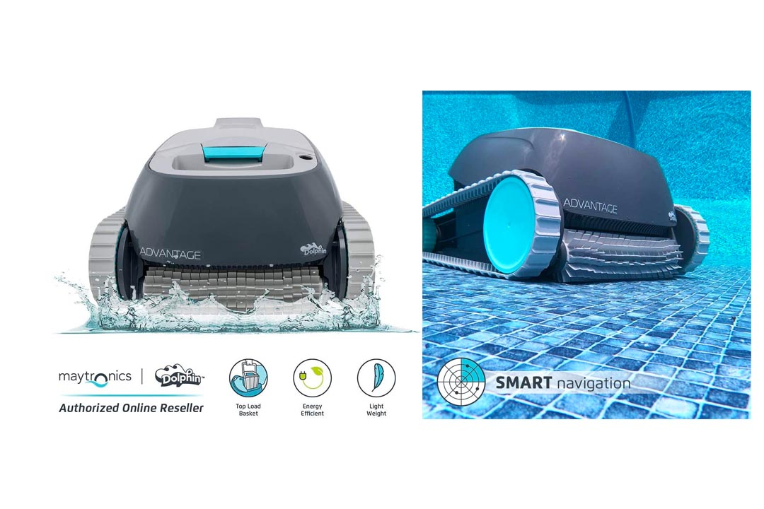 Dolphin Automatic Robotic Pool Cleaner