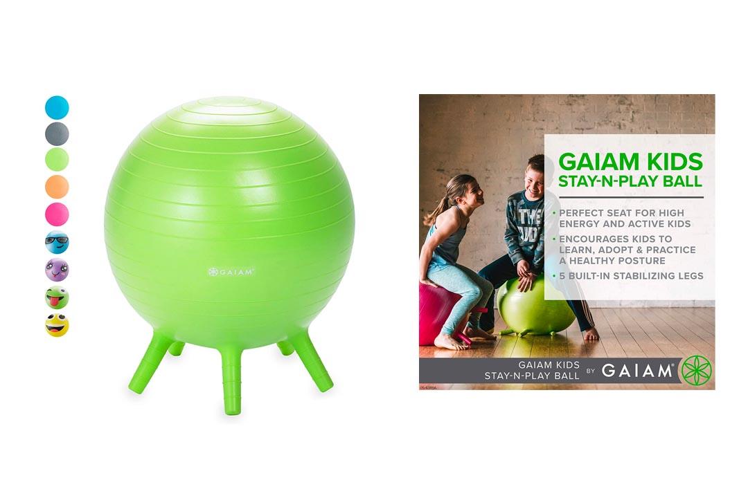 Gaiam Children's Balance Ball