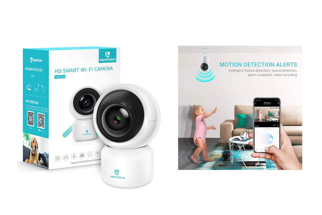 Heimvision HM203 1080P Security Camera