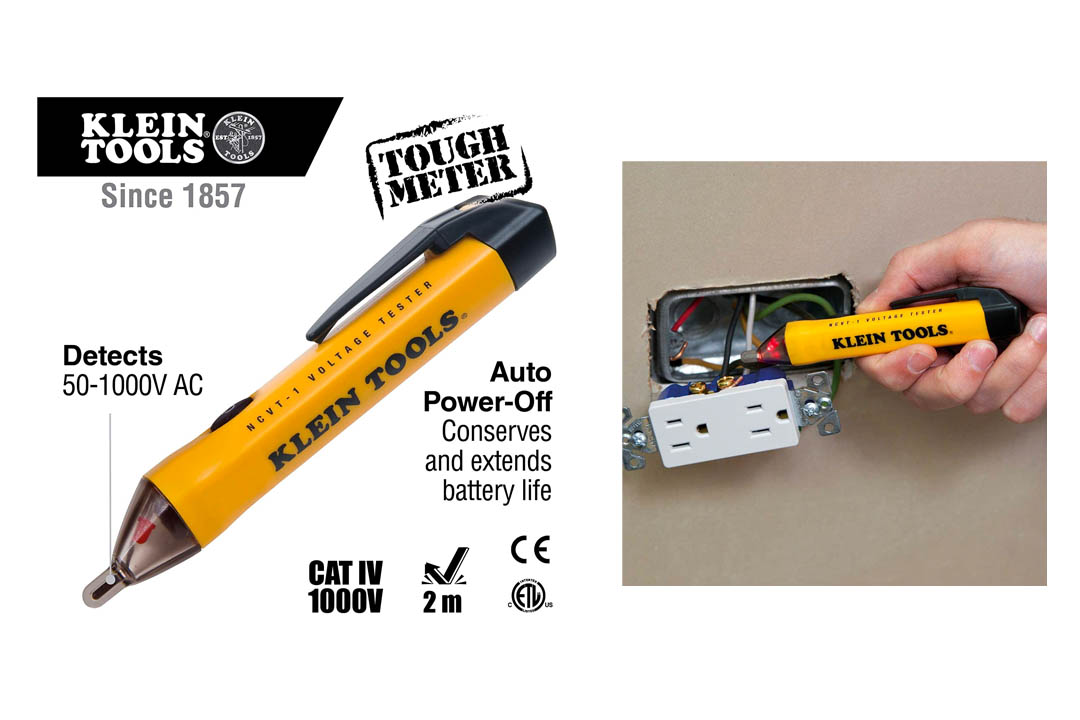 Klein Tools NCTV-1 Non-Contact Voltage Tester