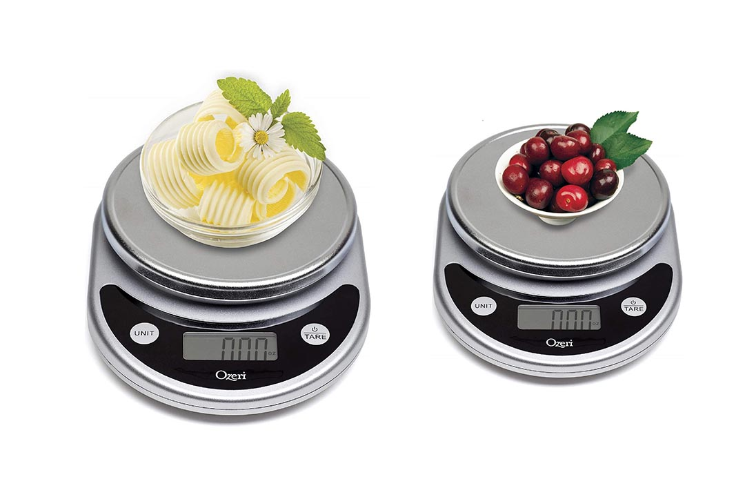 Ozeri ZK14-S Pronto Digital Multifunction Food Scale