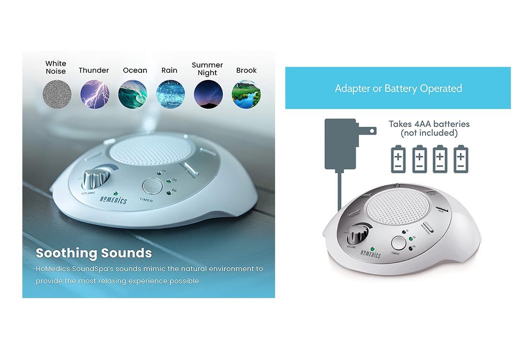 Portable Sleep Therapy for Home