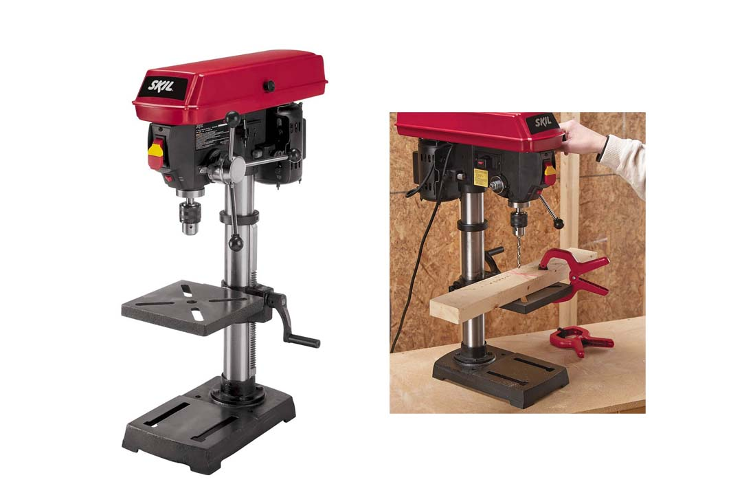SKIL 3320-01 3.2 Amp 10 Inch Drill Press