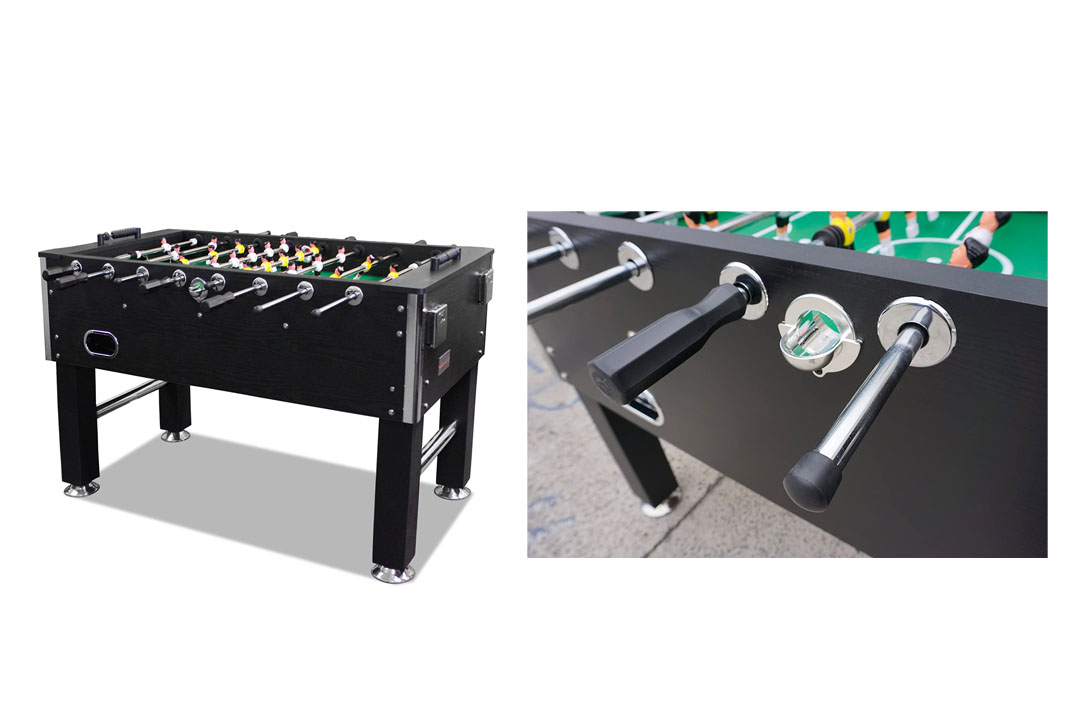 """T&R sports 55"""" Soccer Foosball Table Heavy Duty for Pub Game Tournament"""