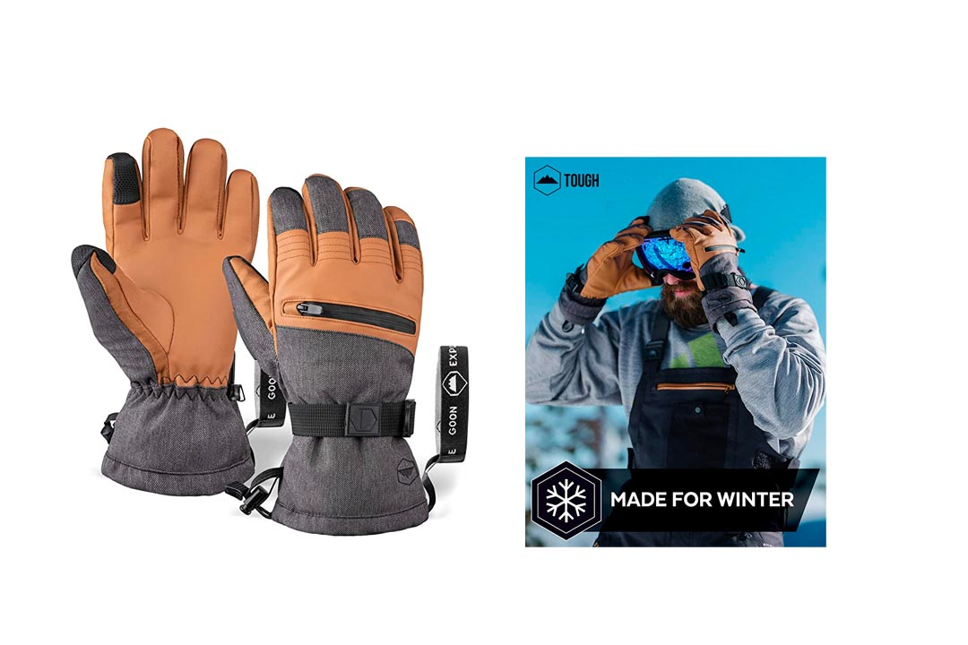 The Slugger Ski & Snowboard Glove