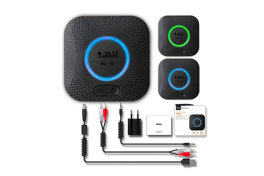 1Mii B06 plus Bluetooth Receiver