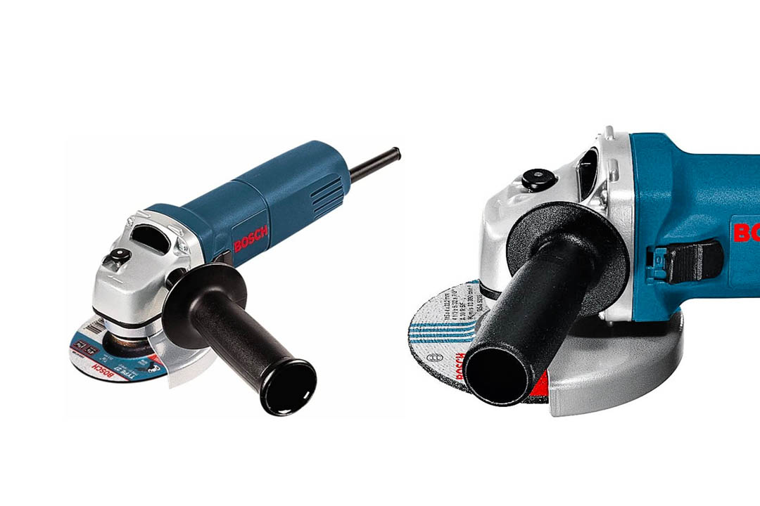 Bosch 4 1/2 Inch Angle Grinder
