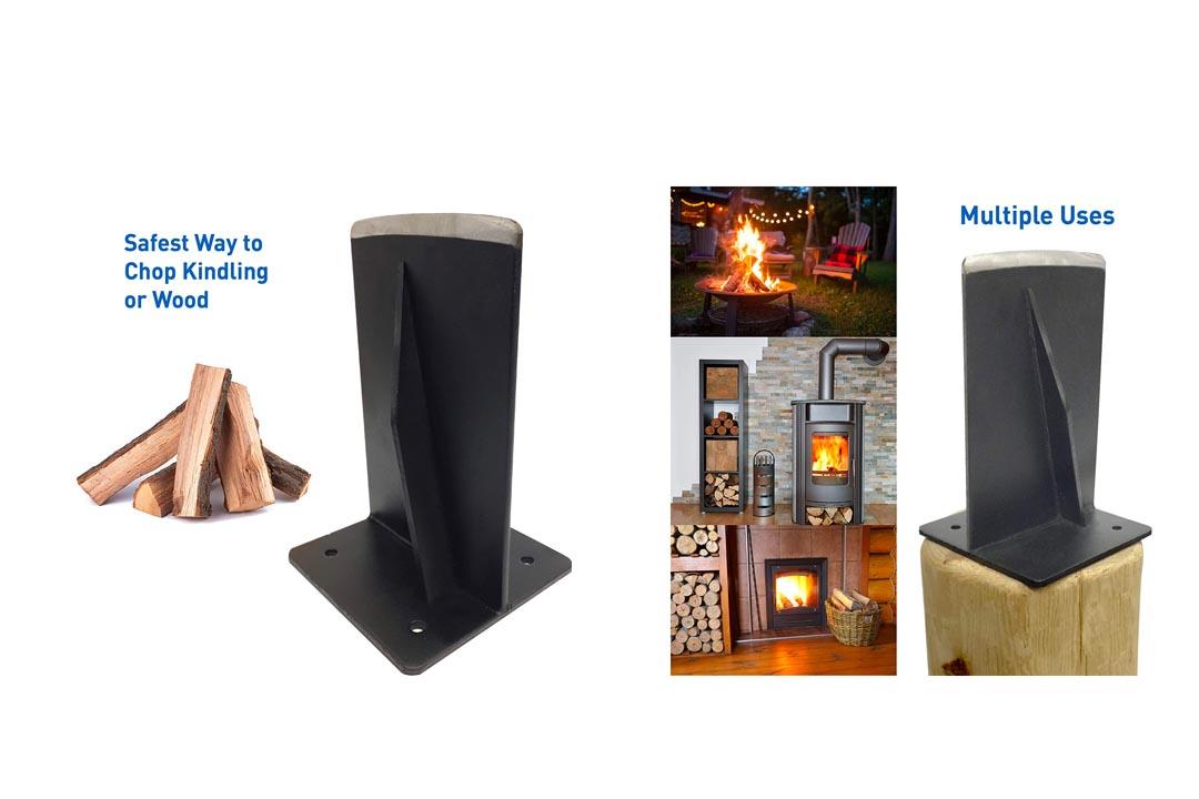 EasyGoProducts EGP-WSPL-001 Jack Jr-The Firewood Kindling Tool