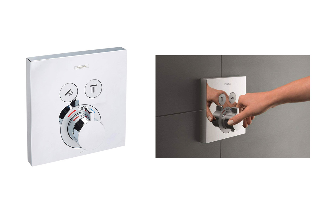 Hansgrohe 15763001 Thermostatic Trim