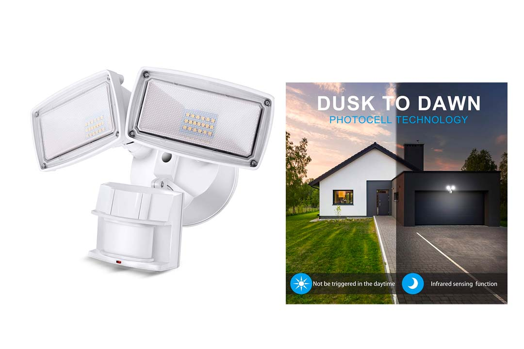 LED Security Light 2800LM