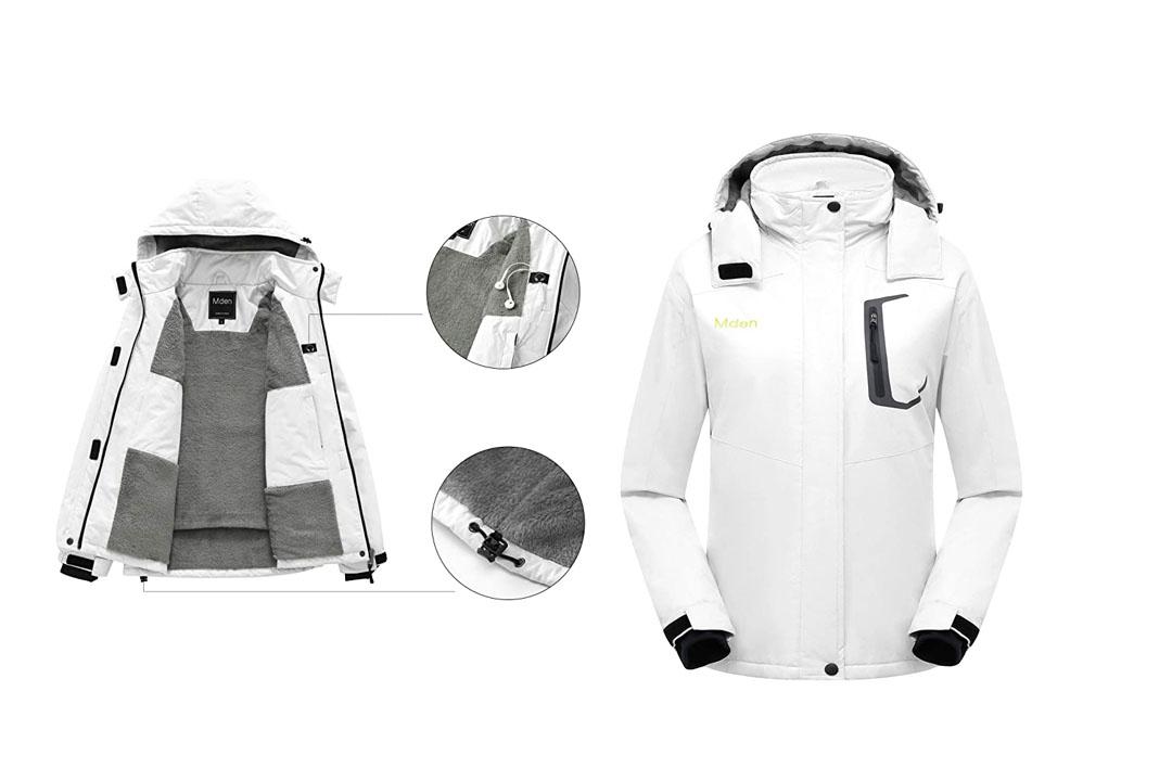 Men Women's Waterproof Ski Jacket Outdoor Jacket