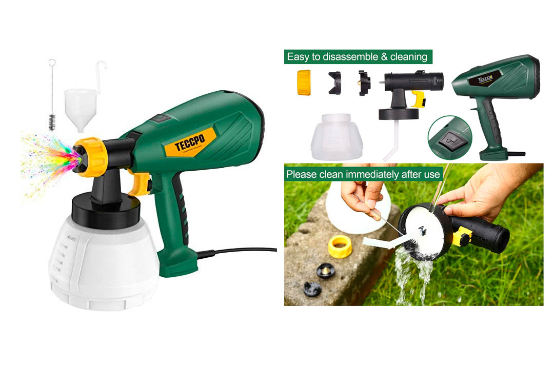 TECCPO 500 Watts Electric Spray Gun