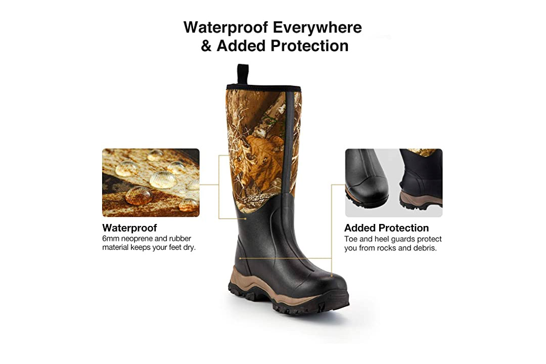 TideWe Hunting Boots For Men