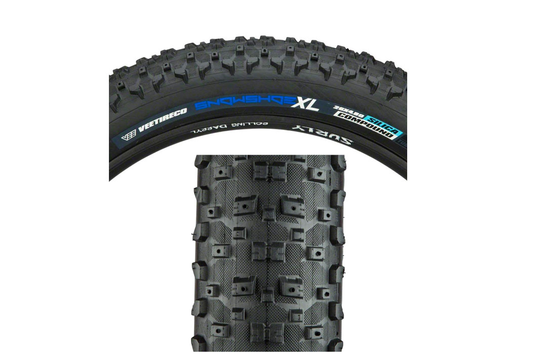 Vee Rubber Snowshoe Xl Fat Bike Tire