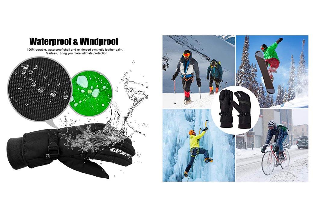 Winter Warm Ski Glove
