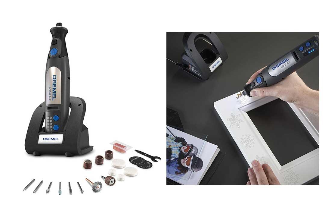Dremel 8050 Rotary Tool Kit