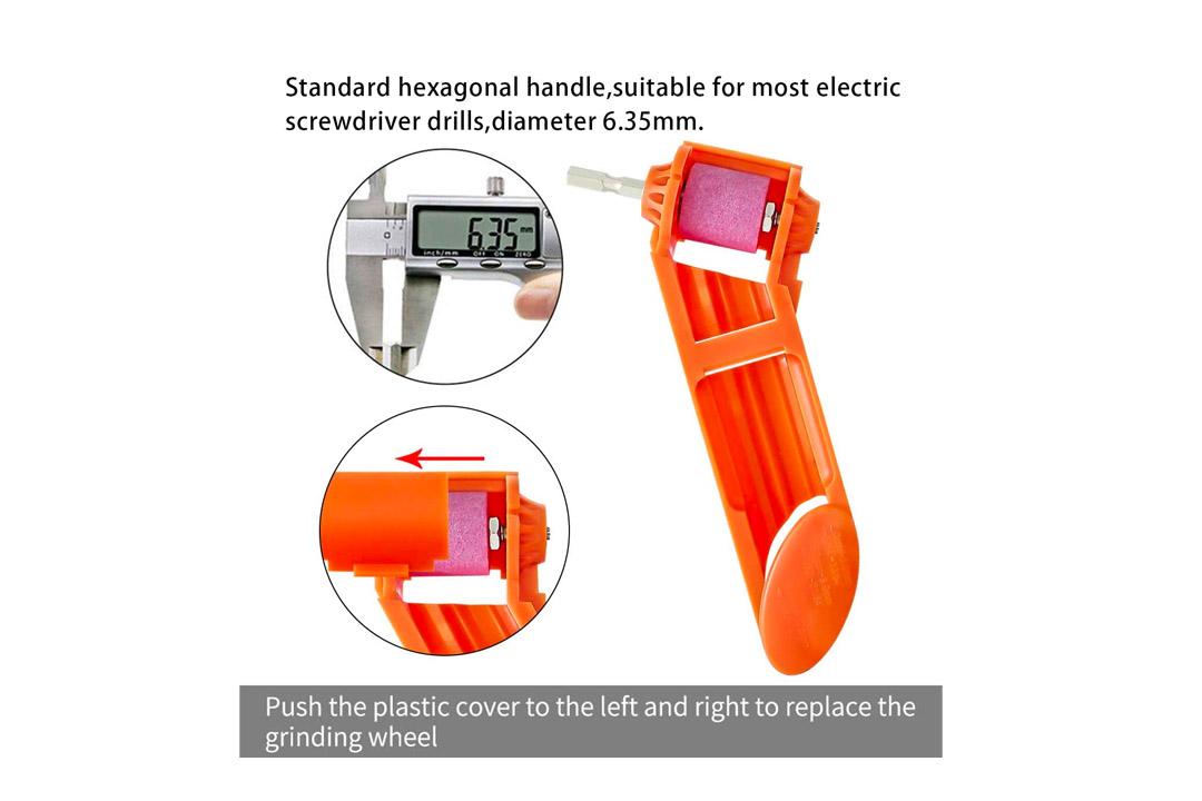 Drill Bit Sharpener Portable Diamond Drill Bit
