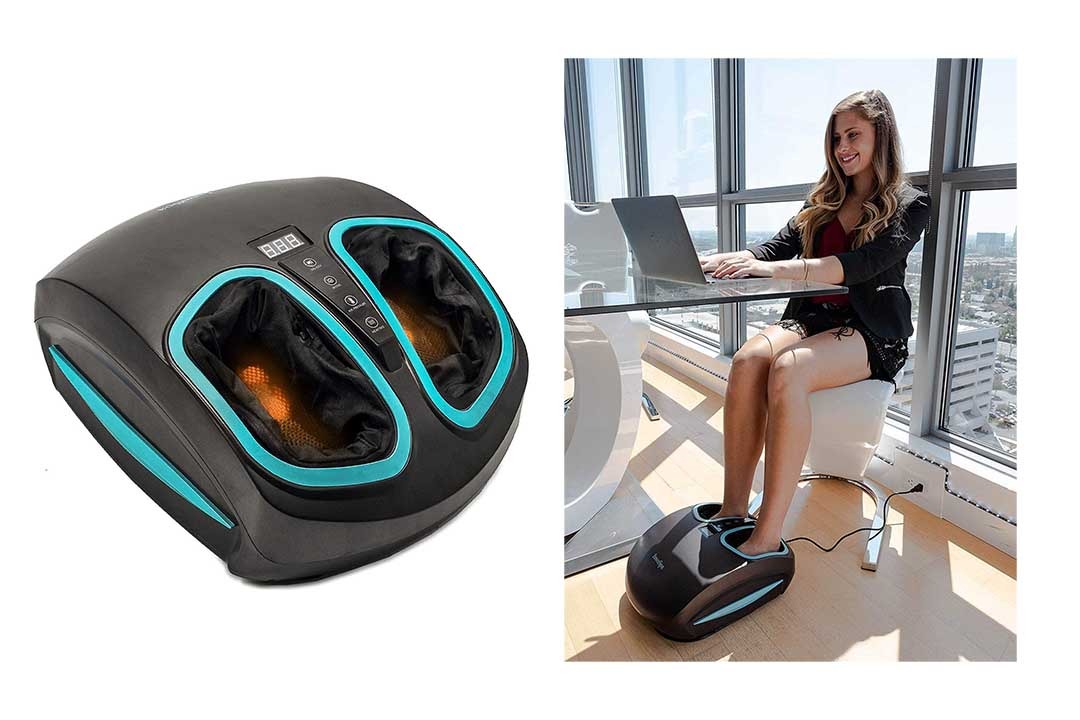 Electric Deep Kneading Massage Air Compression