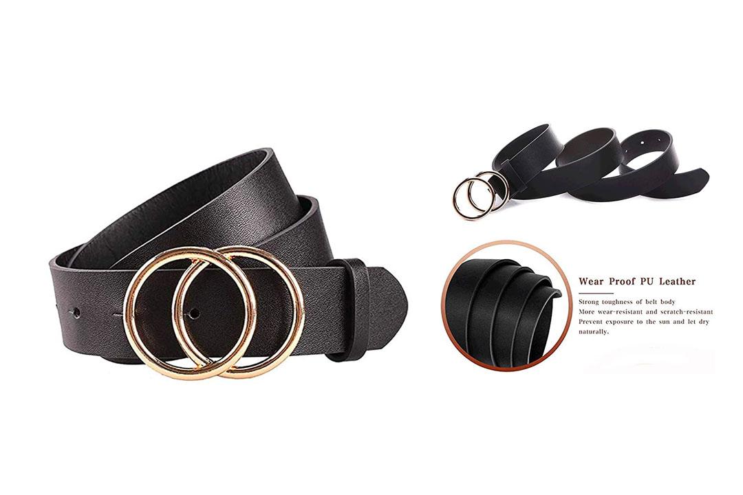 Gackoko Women Leather Belt