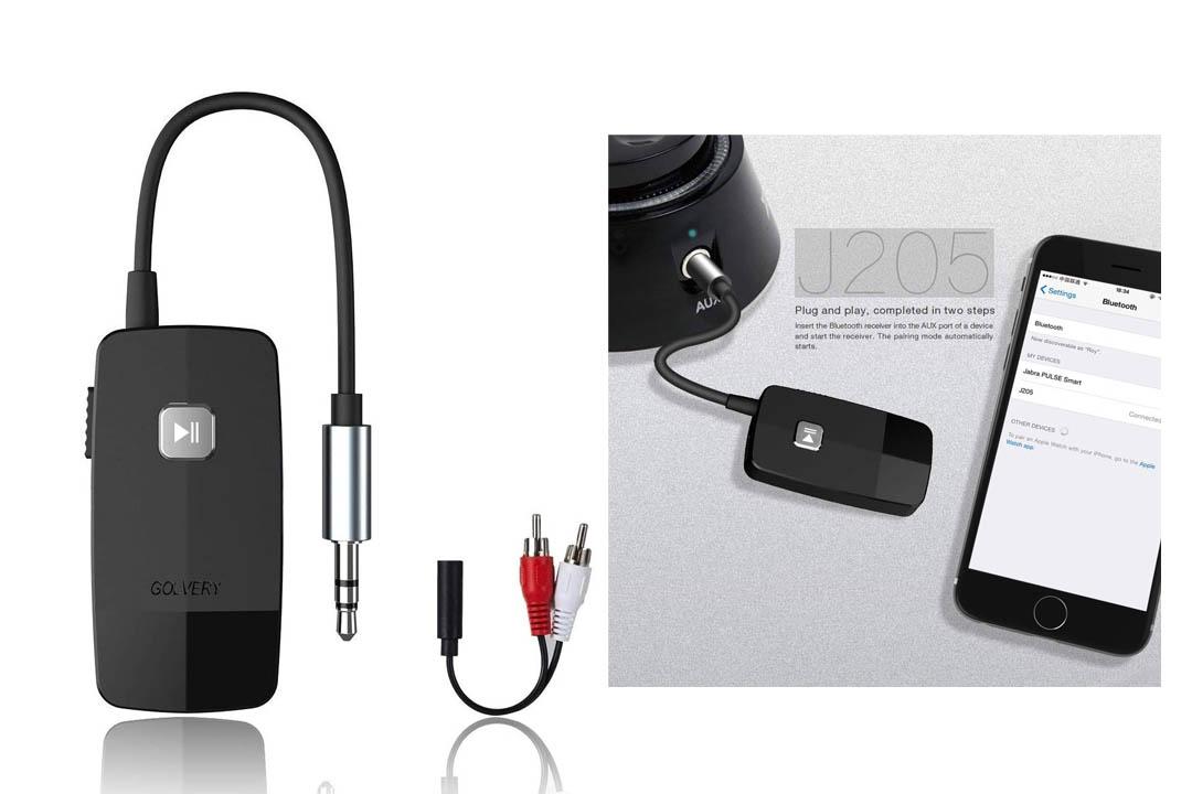 Golvery Bluetooth Receiver