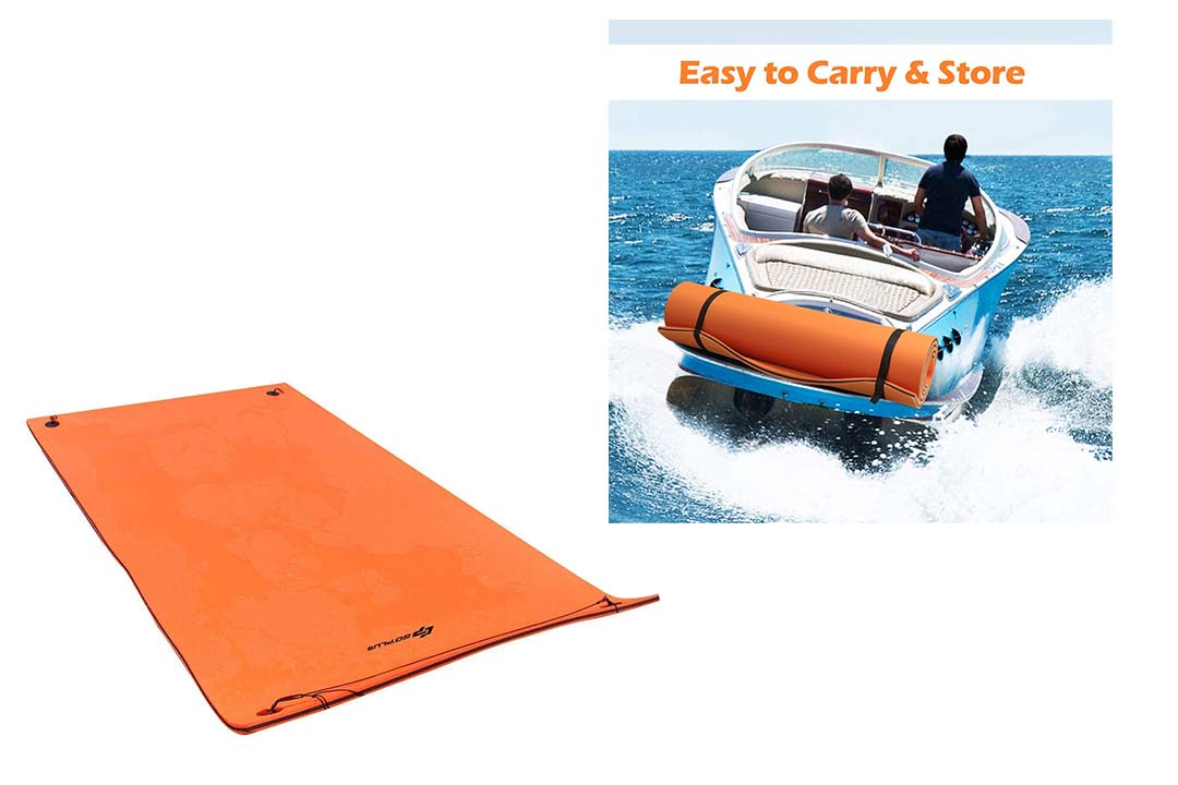 Goplus Floating Water Pad Mat for Lakes