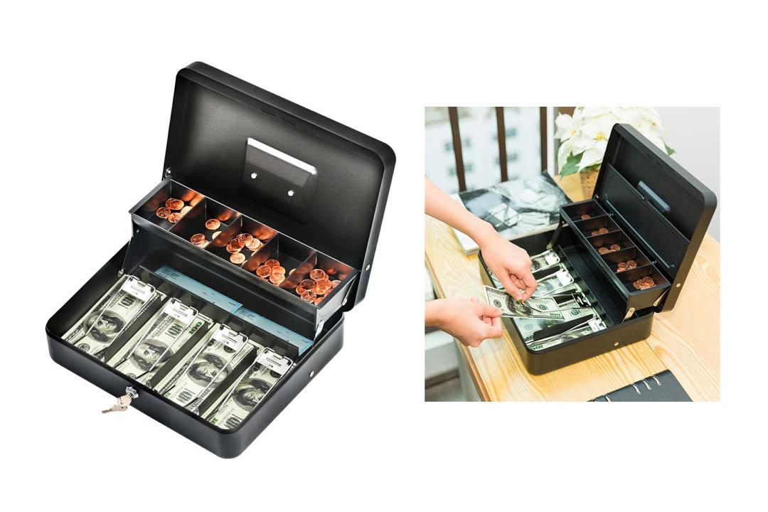 INFUN Cash Box