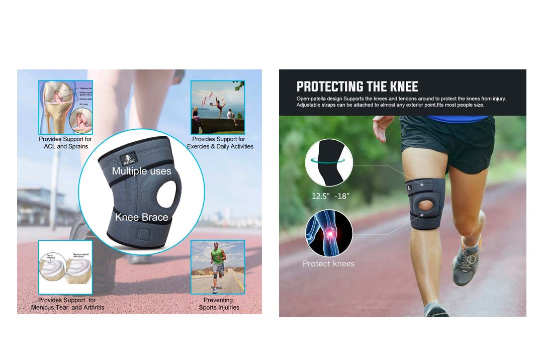 Knee Brace Support for Men & Women