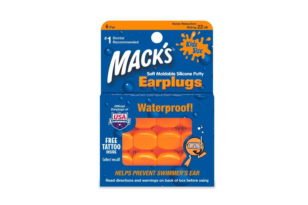 Macks Moldable Silicone Ear Plugs