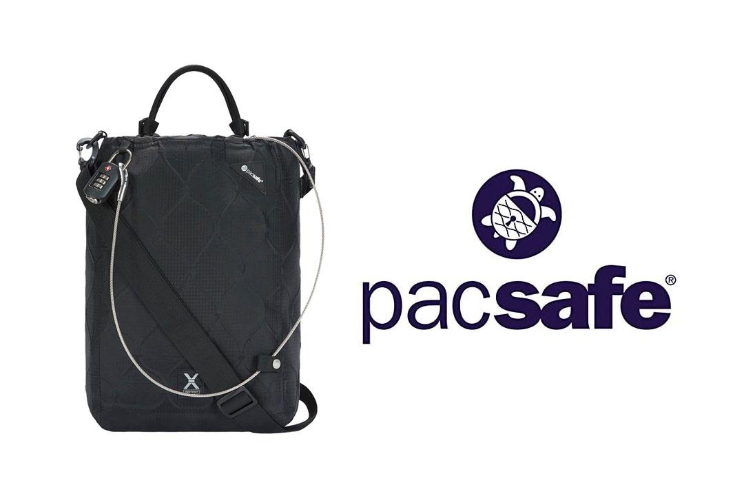 Pacsafe Travelsafe X15-16 liter portable lock box