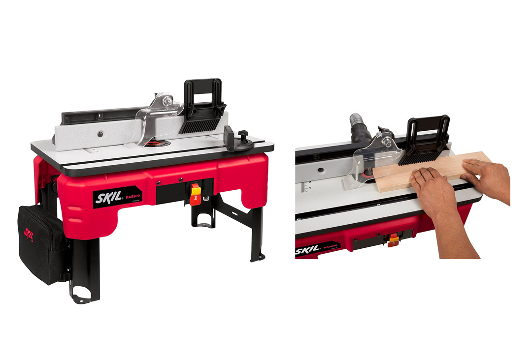 SKIL RAS800 Router Table