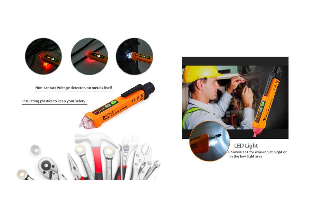 Santronics 3115 AC Voltage Sensor
